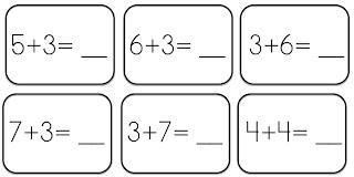 First Grade CCSSM Resources: Fluency to TEN