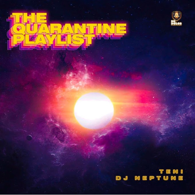 DOWNLOAD MP3__TENI x DJ NEPTUNE __ ISOLATE