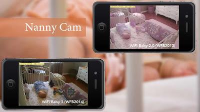 מצלמות אבטחה למטפלת ומצלמות מעקב נסתרות