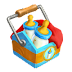 Farmville 2 Free Baby Bottle & Water And Power Pack