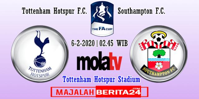 Prediksi Tottenham Hotspur vs Southampton — 6 Februari 2020
