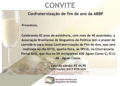 convite ABBP: Hamilton Silva
