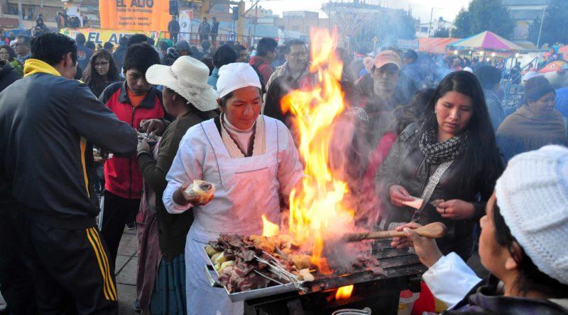 Bolivia Te Vemos: Festival del Anticucho tuvo un éxito impresionante