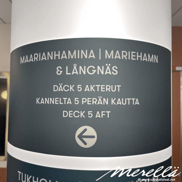 Ahvenanmaa - kotimaassa ulkåmailla