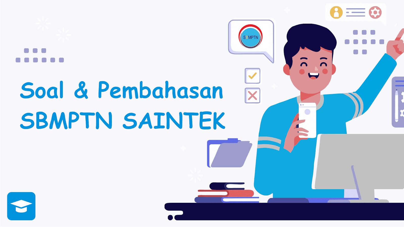 Download soal dan pembahasan SBMPTN SAINTEK