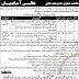 Punjab Civil Defense Department Jobs
