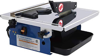 Leegol Electric 7-Inch Wet Tile Saw