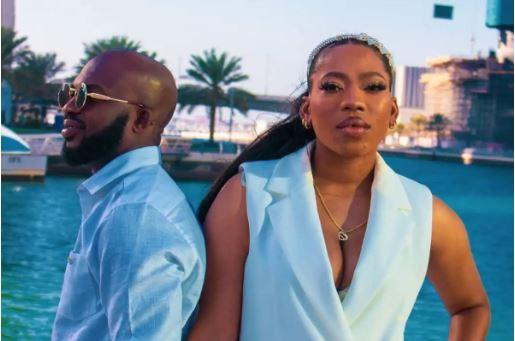 """""""All These Lies To Prove You Are Good Man, My God Will Fight For Me"""" - Video Vixen, Bolanle Replies Estranged Husband Over CRASHED Marriage"""