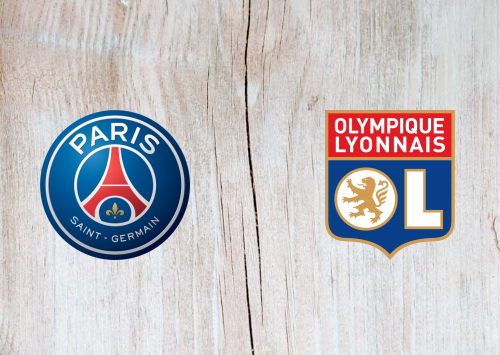 PSG vs Olympique Lyonnais -Highlights 9 February 2020