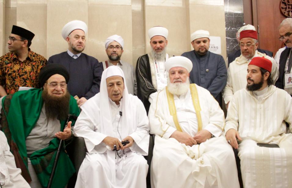 Habib Luthfi bin Yahya Dan Ulama Sufi Dunia