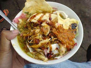 Resep Makanan : Bubur Ayam Spesial
