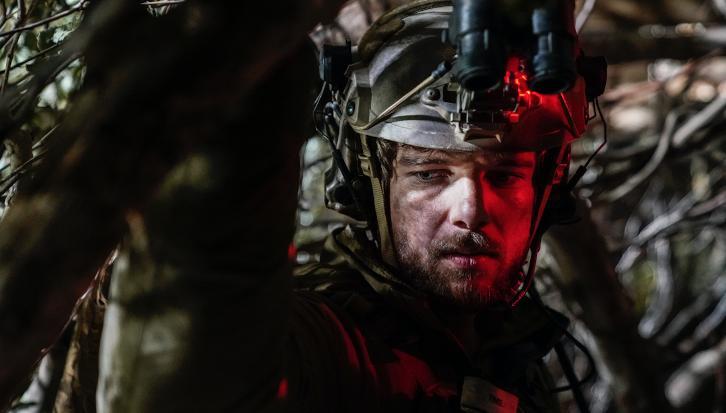 SEAL Team - Episode 1.09 - Rolling Dark - Promotional Photos & Press Release