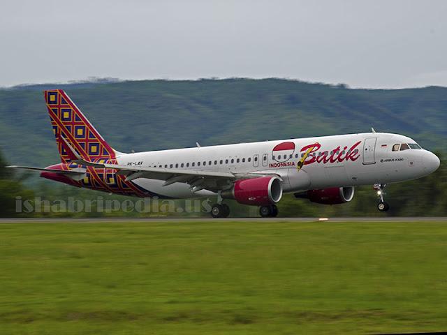 5 Daftar Jadwal Pesawat yang Melayani Penerbangan Medan Jakarta-batik.jpg