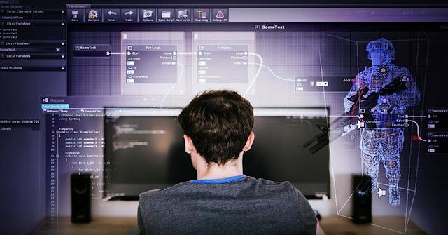برمجة-وتصميم-ألعاب-الفيديو