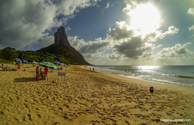 Praia da Conceição, Fernando de Noronha