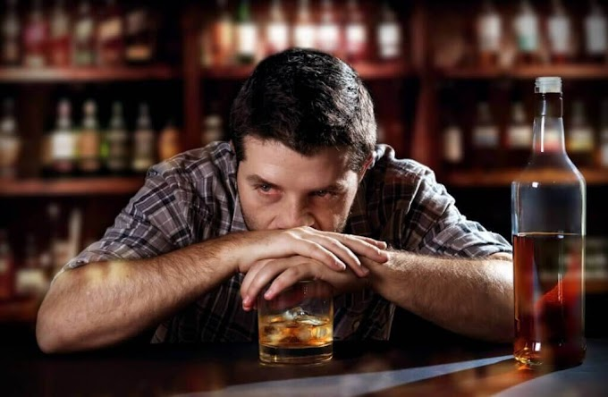 Alcohol Depression: The bottle may be increasing the Depression