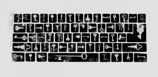 Keyboard, los teclados y las llaves