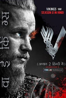 Vikings S02 In Hindi Dual Audio 720p WEB-DL