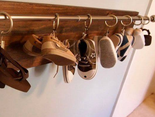 SUPERB AND CREATIVE SHOE STORAGE IDEAS