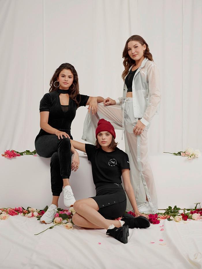 Selena Gomez x PUMA Strong Girl Campaign