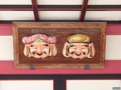 神津神社えべっさん