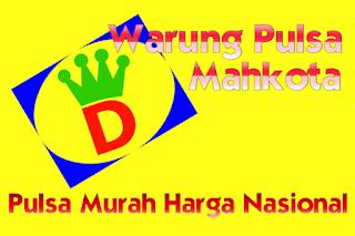 Nama Agen Pulsa Keren Murah, All Operator Internet warungpulsamahkota.com