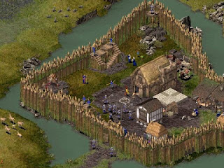 Download Stronghold 1 Full RIP For PC