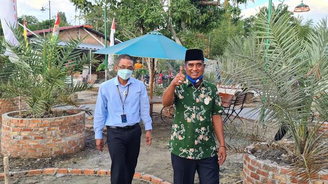 DPP Santri Tani NU Jalin Kerjasama Kartu BPJS dengan BRI Pekanbaru Lancang Kuning