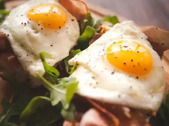 Ways to eat eggs to lose weight