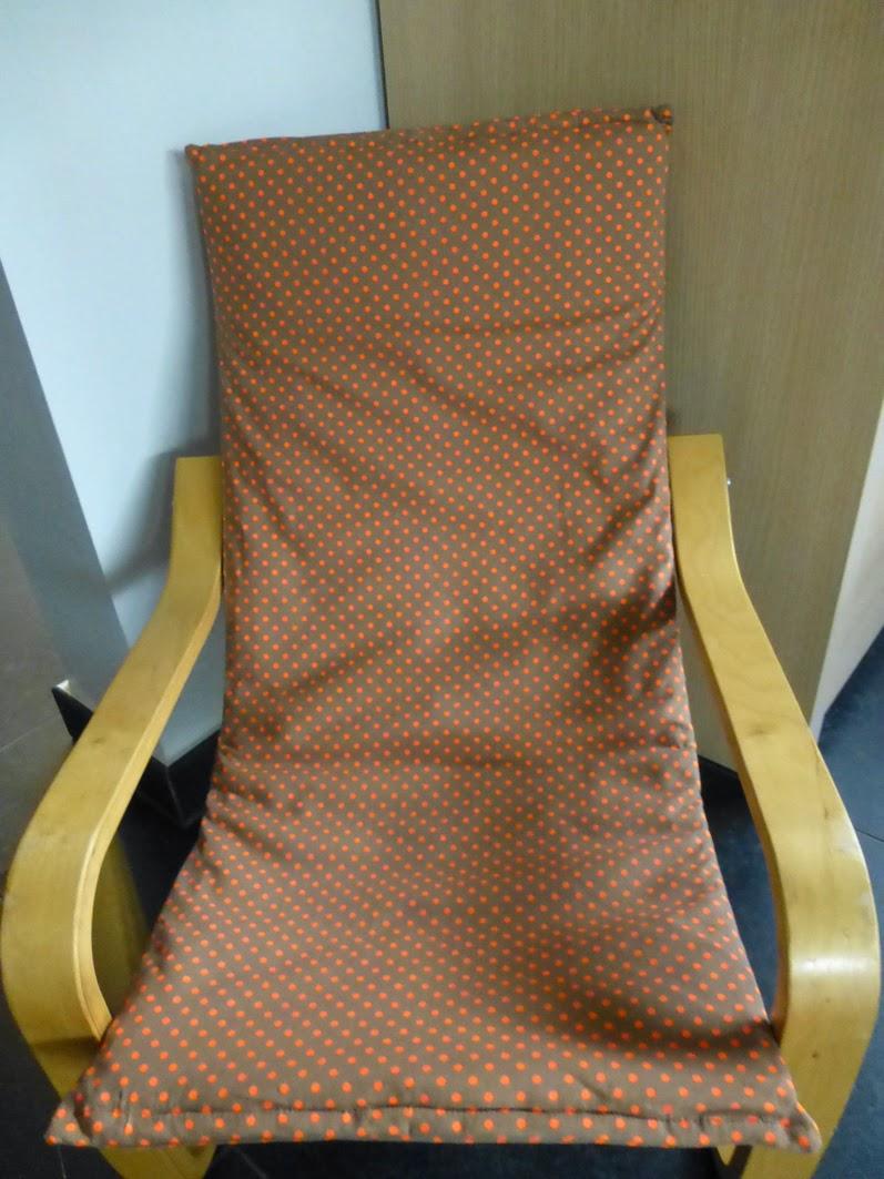 Poang Kinderfauteuil Ikea.Yane Hoes Voor De Poang Kinderstoel