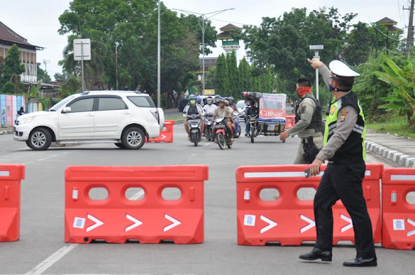 Lokasi penyekatan PPKM darurat di Medan bertambah lagi jadi 40 titik, ini daftar lokasinya
