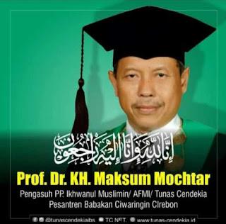prof dr h maksum mukhtar