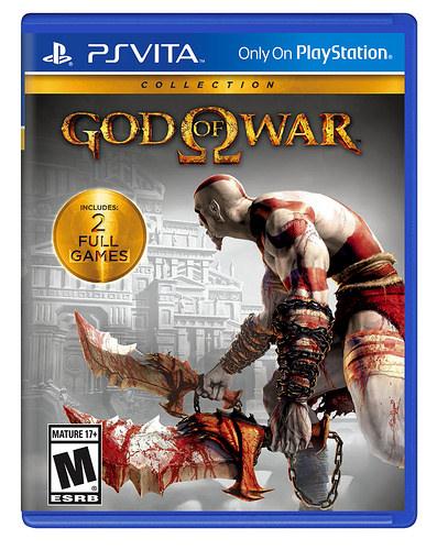 God Of War Para Ps Vita Vpk Juegos Ps Vita Vpk Gratis