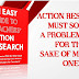 E-book: An Easy Guide To Teachers Action Research