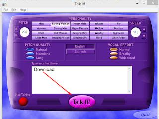 Software Pronaunsation Latih Pengucapan Bahasa Inggris Yang Baik dan Benar