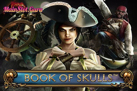 Main Slot Gratis Book Of Skulls (Spinomenal)   96.00% RTP
