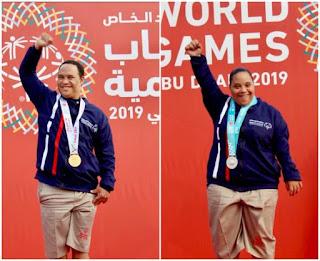 Primera medalla de oro para RD en Olimpíadas Especiales