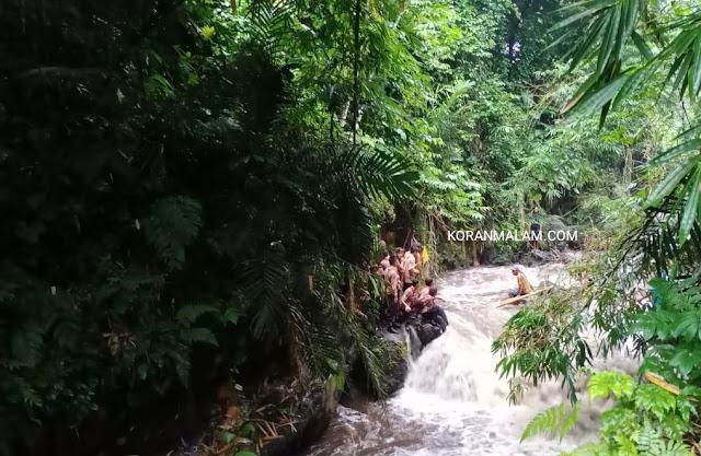 Kronologi 250 Siswa SMPN 1 Turi Hanyut di Sungai Sempor Sleman, Terkena Arus Deras dari Hulu