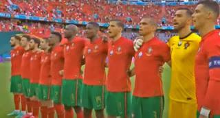 يورو 2020:منتخبات المجموعة السادسة خارج ربع النهائي