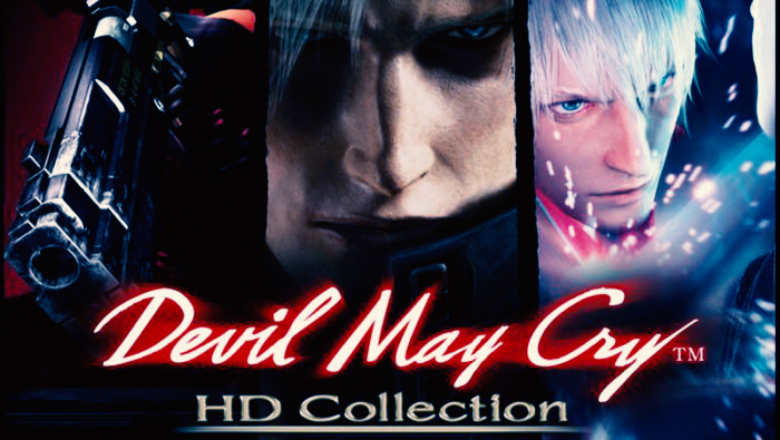 Devil May Cry HD Collection - CODEX