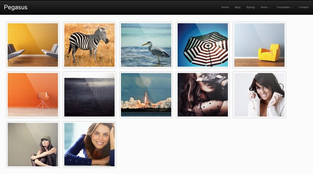 Free blogger templates for photography   professional blog.