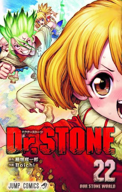 El manga Dr. Stone toma un descanso para entrar en su arco final.