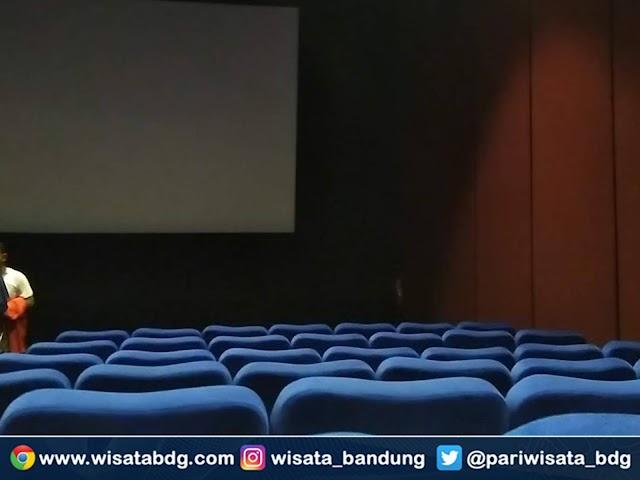 Aturan Kapasitas Bioskop di Bandung Bertambah Menjadi 70 Persen