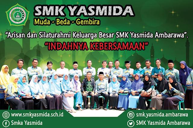 Arisan Jilid 3 SMK Yasmida Ambarawa
