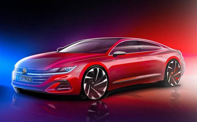 Novo VW Arteon 2021