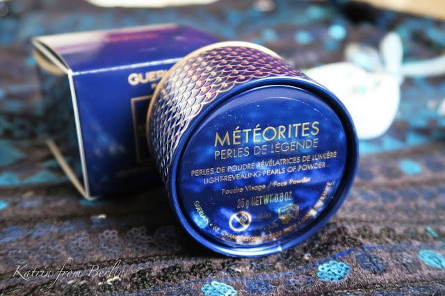 метеориты guerlain новинка