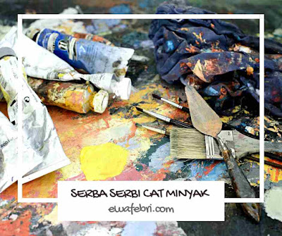 art therapy ideas serba serbi cat minyak
