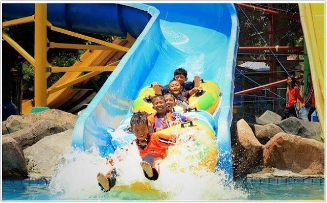 The Legend Waterpark;10 Top Destinasi Wisata Nganjuk;