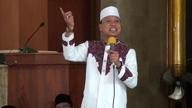 Ustadz Da'sad Latif Tidak Berjenggot