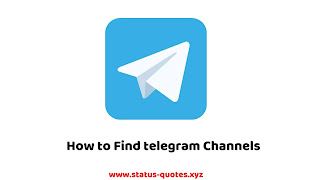 How To Find Telegram Channels